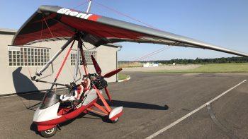 Permalink zu:Ausbildung Ultraleicht Trike
