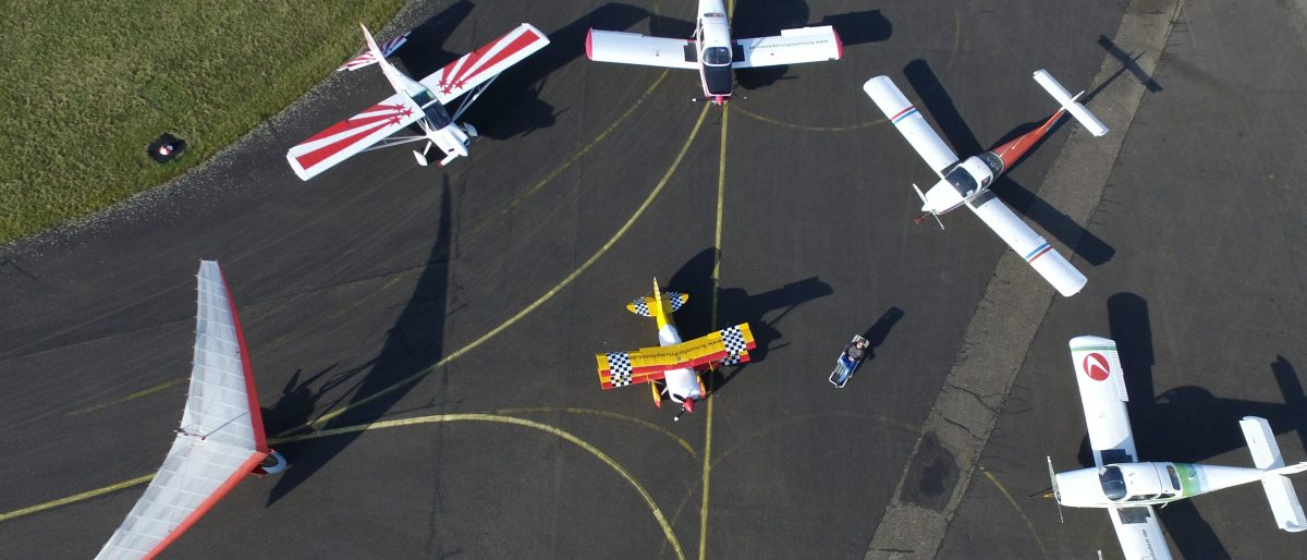 Permalink zu:Unsere Flugzeuge für Sie